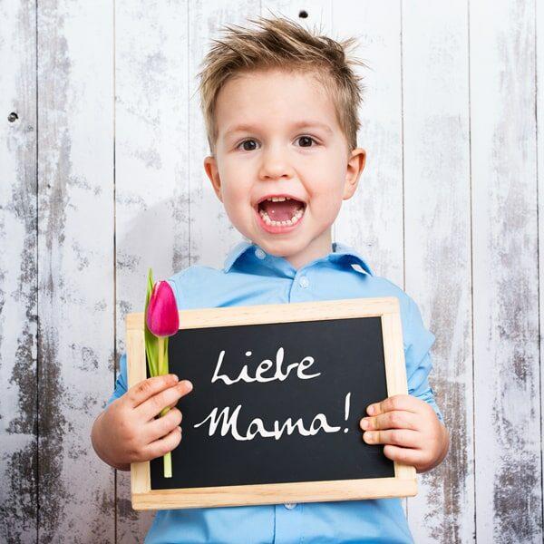 Muttertag | Muttertagsgeschenke aus Schokolade