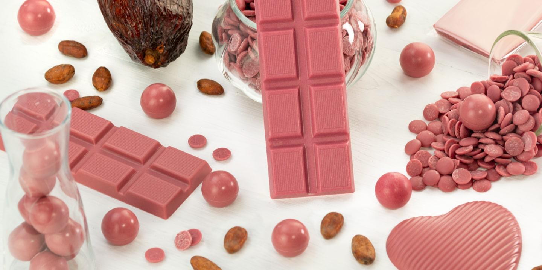 Ruby Schokolade | Neu bei SchokoFoto