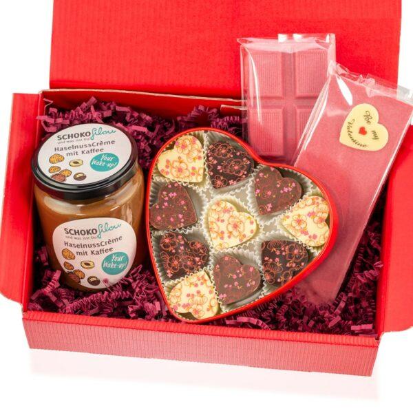 Geschenkbox ValentinstagGeschenkbox Valentinstag